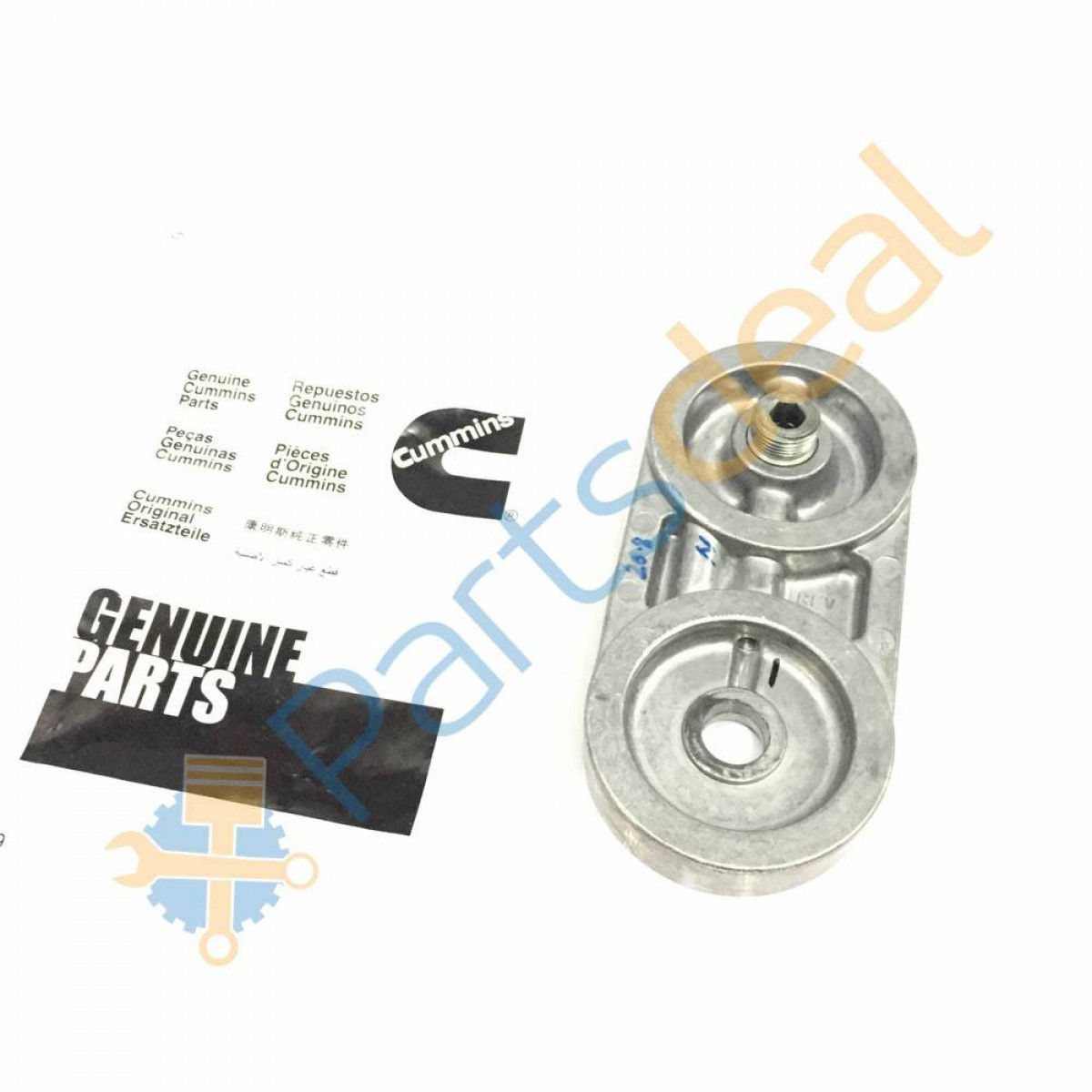 Buy Head Fuel Filter 6 Bt 12v 4989116 Online Partsdeal Cummins