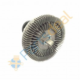 Visco Clutch for Tata 697 Engine, 6 Hole, Euro 3
