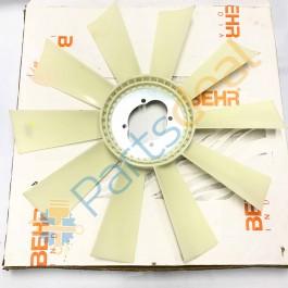 """Engine Fan Dia 22"""", 10 Blades"""