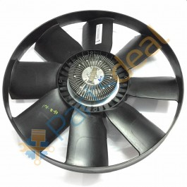 Visco Clutch with Fan for Ashok Leyland & Others, 4 Hole, Euro 3