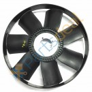 """Engine Fan Dia 22"""", 7 Blades, Ring Type"""